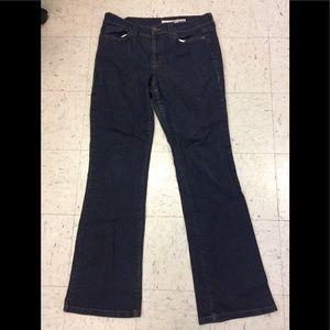 DKNY Bootcut Jeans Sz 12L